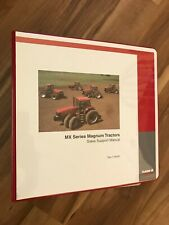 Case Ih Mx Series Magnum Tractor 180 200 220 240 270 Sales Operators Manual