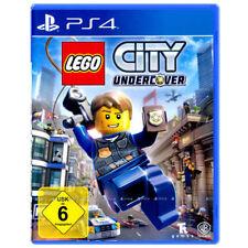 PS4 LEGO City Undercover Sony Playstation Action Spiel USK 6 NEU OVP