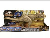 Mattel Jurassic World Camp Cretaceous Epic Roarin Tyrannosaurus Rex Park T Rex