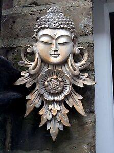 Divine Buddhas Wall Plaque Exclusive & Unique From The Designer Sius .