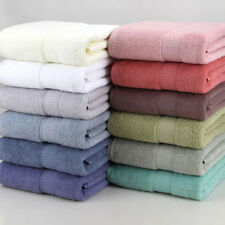 100% Egyptian Cotton Bath Towels 620GSM Spa Heavy Quality 17 Colours Option