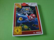 WII Spiel Super Mario Galaxy (Nintendo Wii, 2011, DVD-Box)