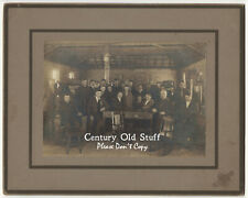 Canton, South Dakota - Cabinet Card Photo, Furniture Store or Warehouse  SD