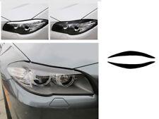 Per BMW F10 Serie 5 Classe Boeser Vista Faro Apertura Shürze Occhio Sopracciglia