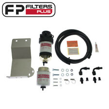 FM601DPK - Fuel Manager Kit- Suits D-Max 2012 Onward - Removes 99% Water