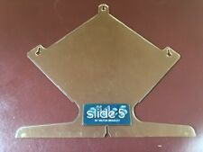 Vintage Slide 5 Milton Bradley Game Part Replacement Front Clear Cover 1980