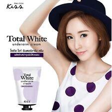 Malissa KISS Total White Underarm Cream Deodorant Whitening 30 ml