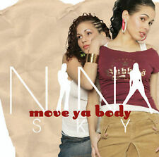 Move Ya Body 2004 by Nina Sky . Disc Only/No Case