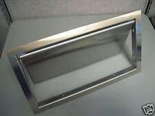 14'' X 7'' Trash Door, Stainless Steel