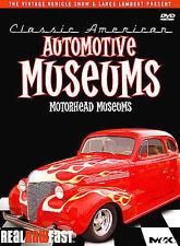 Classic American Automotive Museums: Motorhead Museums