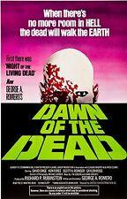 Amanecer de los muertos Movie Poster Horror Zombies