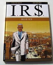 I.R.$ . 3 . BLUE ICE . VRANCKEN , DESBERG . BD EO . LOMBARD