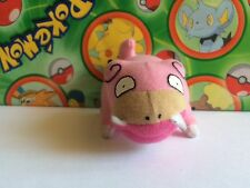 Pokemon Plush Slowpoke Magnet Tomy UFO Japan doll stuffed animal figure Rare