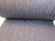 Genuine Vintage Harris Tweed Wool Material 75cm W. Fast, Free Postage! Lovely!