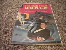 THE MAN FROM UNCLE # 14 (1966) Gold Key Comic
