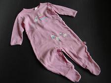 "Zara rose body pyjama ""My Baby Horse"" taille 68"