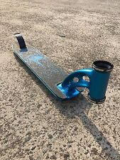 NEW Madd Gear MGP VX3 Nitro scooter deck - Blue (Free Shipping)