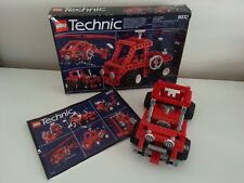 Vintage Technic Lego 8032 Building Instructions included