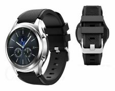 Samsung Gear S3 Classic Silver R775V Unlocked Smart Watch International Vers