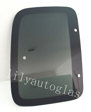 Fit 2001-2004 Toyota Tacoma Extended Passenger Right Rear Quarter Glass Window