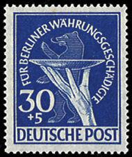 Berlin Nr. 70 I postfrisch ** geprüft