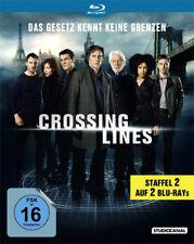 Crossing Lines - 2 Staffel - 2 Blu Ray Box