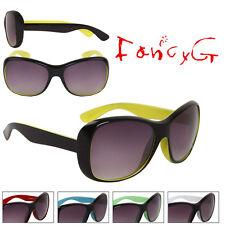 Unisex Fashion Sunglasses Fashion Tone UV 400 Protection x 12 Assorted
