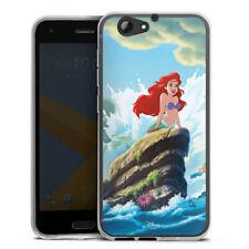 HTC One A9 s Silikon Hülle Case HandyHülle - Arielle
