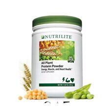 AMWAY NUTRILITE ALL PLANT PROTEIN POWDER - 450g- Kosher & Halal Certified