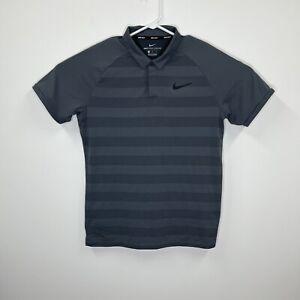 nike golf mens shirt size medium nike zonal cooling polo shirt gray 45