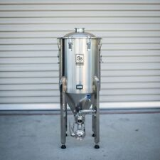 Ss BrewTech Chronical 14 Gallon BrewMaster Edition Conical Fermenter FREE StarSa