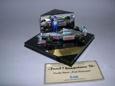 Göde Edition Formel 1 Pacific Ilmor PR 01 m. Fahrerfigur Paul Belmondo, 1:43 #33