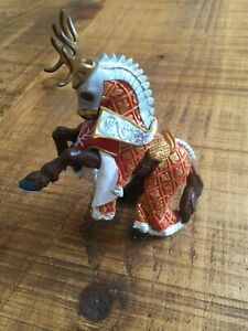 knight's horse play figure papo ELC