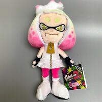 "New Splatoon 2 Allstar Collection HIME S 9"" Plush Doll Nintendo Sanei Trading"