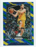 2019-20 Joe Ingles Panini Prizm Yellow Blue Green #173