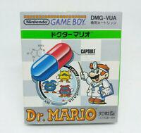 GAME BOY GB NINTENDO DR. MARIO Japan Version Complete