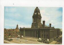The Town Hall Leeds 1969 Postcard 274b