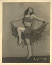 Vaudeville Dance Dancer vintage photo 8x10