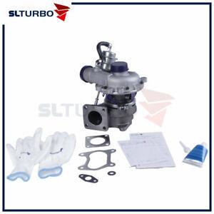 For Ford Courier WL-T 2.5L turbocharger VJ25 VJ26 VJ33 for Mazda Bravo B2500 2.5