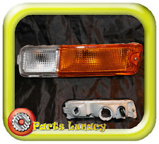 LEFT FRONT BULLBAR INDICATOR PARK LIGHT FOR Mitsubishi TRITON L200 MK TJM BAR