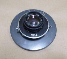 TOMINON 1:45 f=135mm CAMERA LENS W/ PALAROID MP-4 SHUTTER