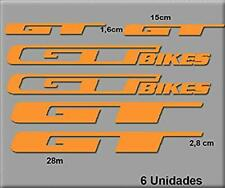 PEGATINAS GT BIKES R70 STICKERS AUFKLEBER CYCLE MTB FREERIDE DECALS...