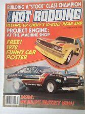 Popular Hot Rodding Magazine Project Engine March 1978 042517nonrh