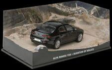 JAMES BOND 007 - ALFA ROMEO 159 CAR QUANTUM OF SOLACE - DIARAMA DISPLAY  - 1:43