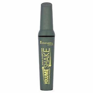 Rimmel London Volume Shake It Fresh Clump Free Mascara - 001 Black