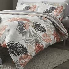 Tropical Exotic Palm Duvet Cover Set by Fusion
