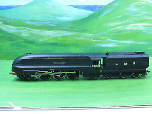 Hornby Coronation class A4 streamline loco City of London 46245 tender drive
