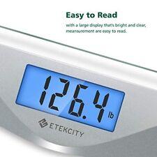 Etekcity Digital Body Weight Scale Tempered Glass
