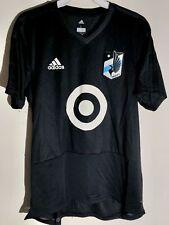 Adidas MLS Jersey Minnesota United FC Team Black sz M