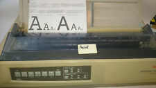 OKI Microline 3321 Dot Matrix Printer - USB  PARALLEL - A3